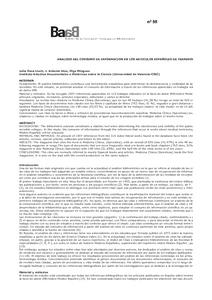 An lisis del consumo de informaci n en los art culos for Terminologia gastronomica pdf