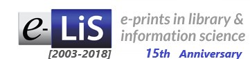 E-LIS, E-prints in Library and Information Science